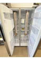 SAMSUNG RS27T5200SR Samsung 27.4 cu. ft. Side by Side Refrigerator in Fingerprint Resistant Stainless Steel