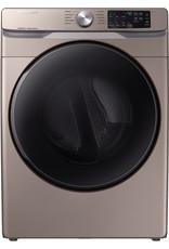 SAMSUNG DVG45R6100C Samsung 7.5 cu. ft. Champagne Gas Dryer with Steam