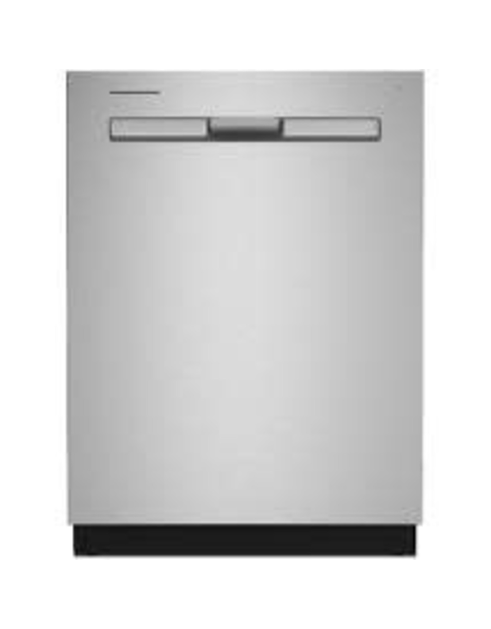 MAYTAG MDB4949SKZ 24 in. Fingerprint Resistant Stainless Front Control Built-In Tall Tub Dishwasher with Dual Power Filtration, 50 dBA