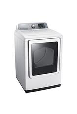SAMSUNG DVG50M7450W Samsung 7.4 cf gas TL dryer w/ Multi-Steam