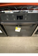 """GE JTS5000BN1TS 30"""" Built-In Single Electric Convection Wall Oven - Black"""