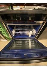 "SAMSUNG NV51K6650SG Samsung 30"" Single Oven, Steam Cooking, Dual Fan True Convection, Spotlight Lighting"