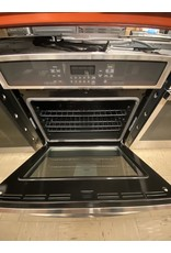 GE JTS5000SNSS 30 in. 5.0 cu. ft. Smart Single Electric Wall Oven with Self-Cleaning Convection in Stainless Steel