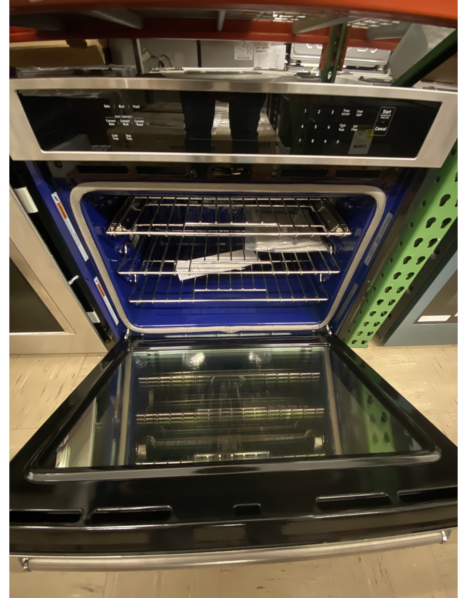 """KOSE500ESS KAD Ovens - Built-in - Food Prep - 30"""" SINGLE WALL OVEN, TRUE CONVECTION, 5"""