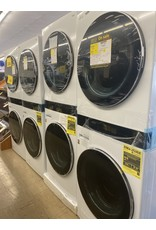 lg WKEX200HWA 27 in. White Single Unit WashTower Laundry Center with 4.5 cu. ft. Washer and 7.4 cu. ft. Electric Dryer