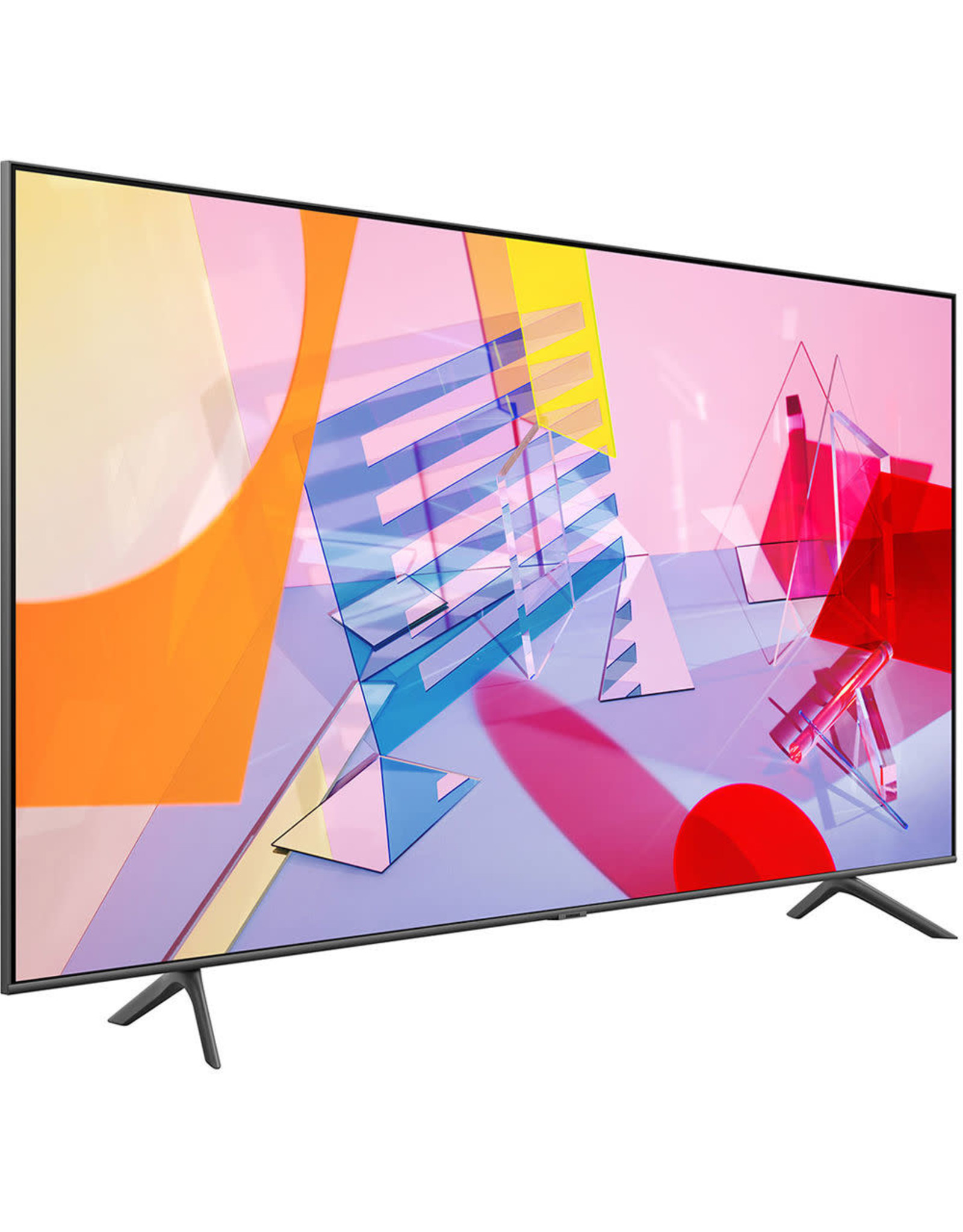 "SAMSUNG QN75Q60TAFXZA Samsung - 75"" Class Q60T Series QLED 4K UHD Smart Tizen TV"