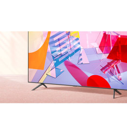 "SAMSUNG QN65Q60TAFXZA Samsung - 65"" Class Q60T Series QLED 4K UHD Smart Tizen TV"