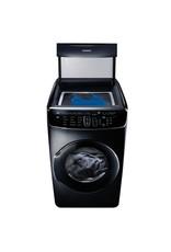 SAMSUNG DVG60M9900V Samsung 7.5 cf gas dryer w/ Multi-Steam (Black Stainless)