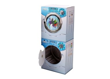 washer & dryer combo