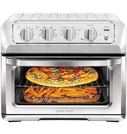 CHEFMAN RJ50-SS-M20 Chefman 20 Liter Stainless Steel Toast-Air® Air Fryer + Toaster Oven (Part number: RJ50-SS-M20)