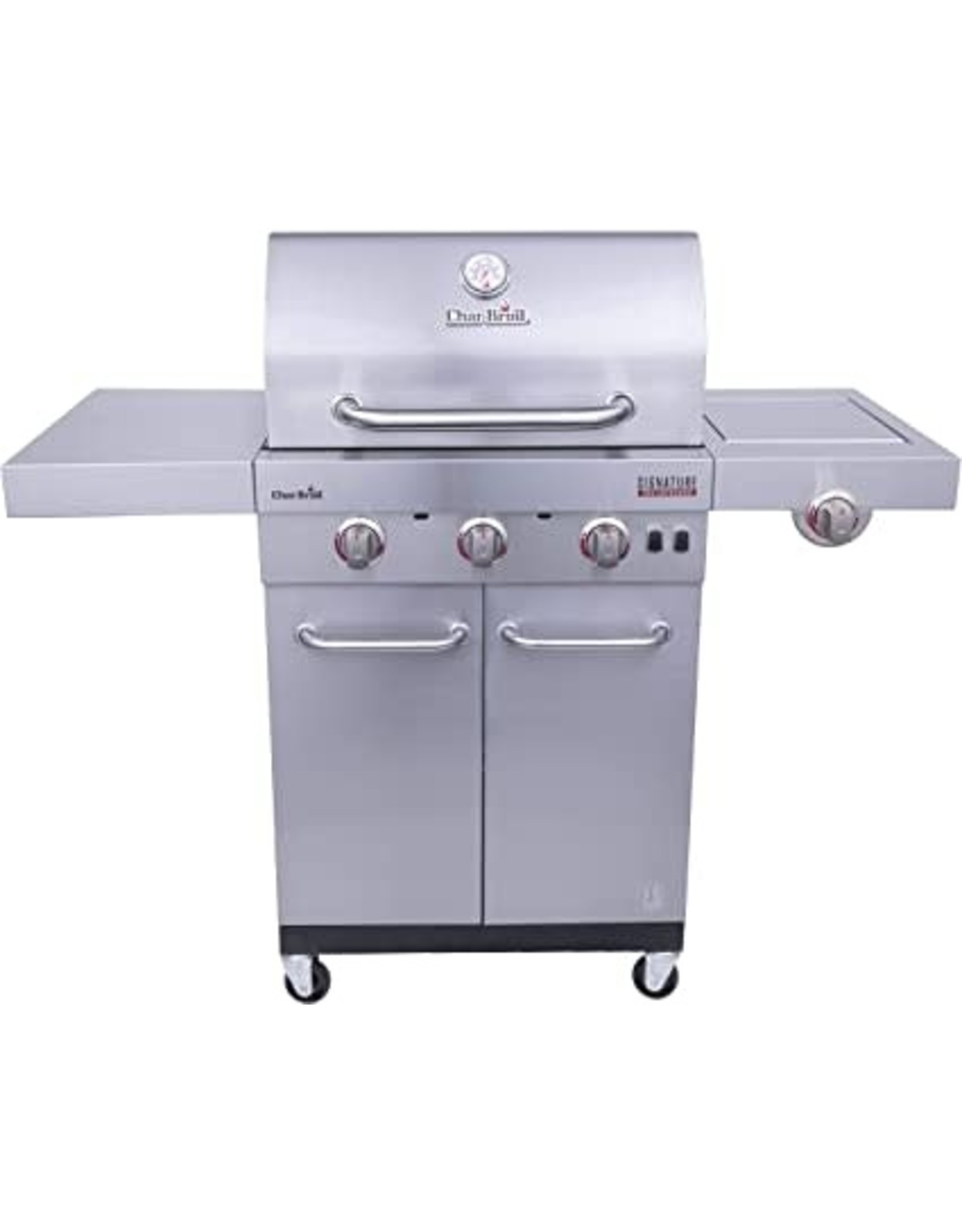 char-broil Char-Broil® Signature™ 420 TRU-Infrared™ 463342620 420 3-Burner Gas Grill