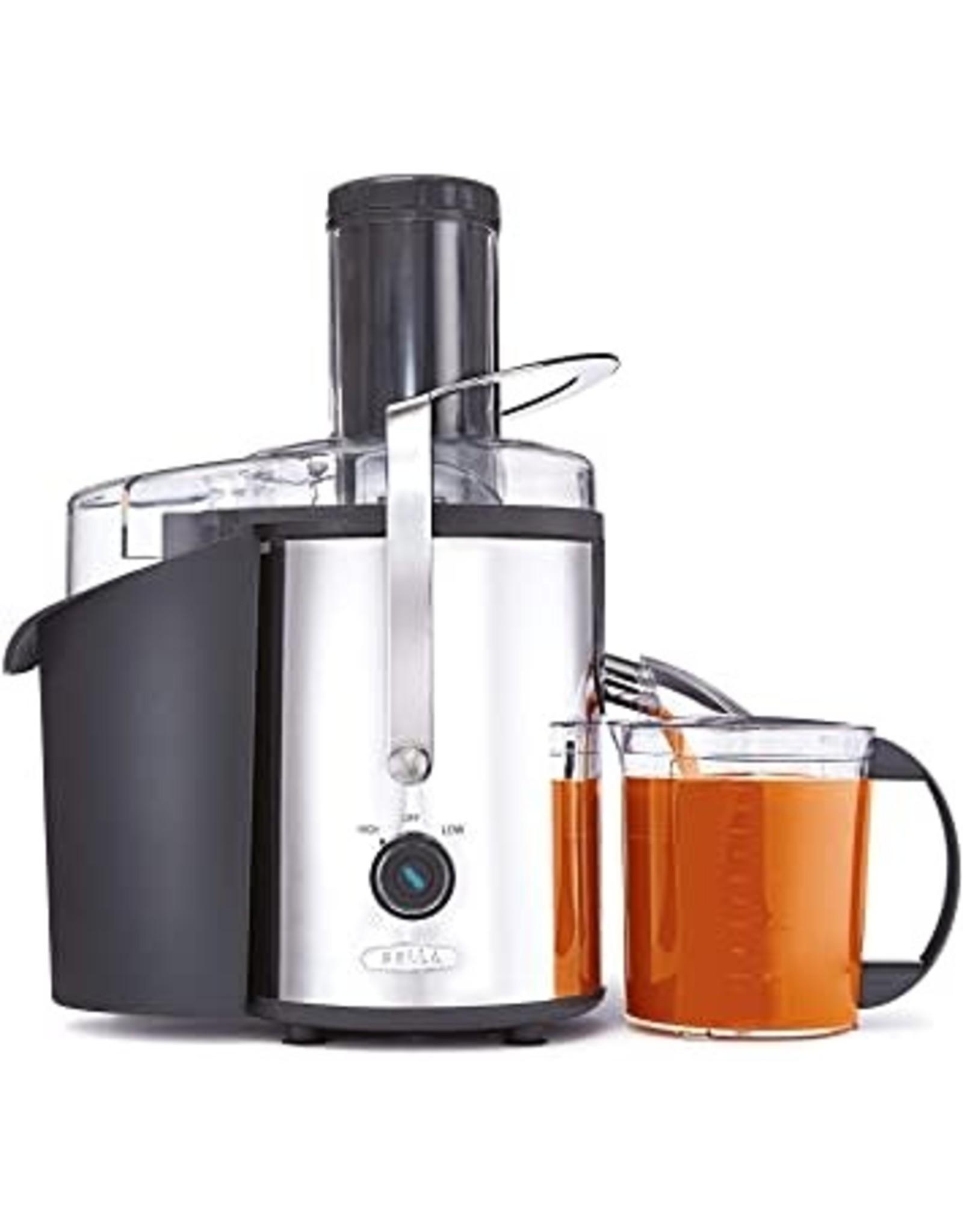 Bella pro BLA13694A Bella - High Power Juice Extractor - Black