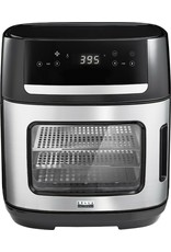 Bella pro 90116 Bella Pro Series - 4-Slice Convection Toaster Oven + Air Fryer with Dehydrator & Rotisserie Settings - Stainless Steel