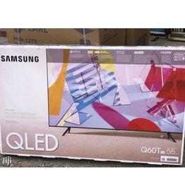 SAMSUNG QN58Q6Series 58-inch Class QLED Smart TV | 4K, UHD Dual LED Quantum HDR | Alexa Built-in + HDTAXZA SAMSUNG Q60T W-Q60T 5.1ch Soundbar with 3D Surround Sound and Acoustic Beam (2020)