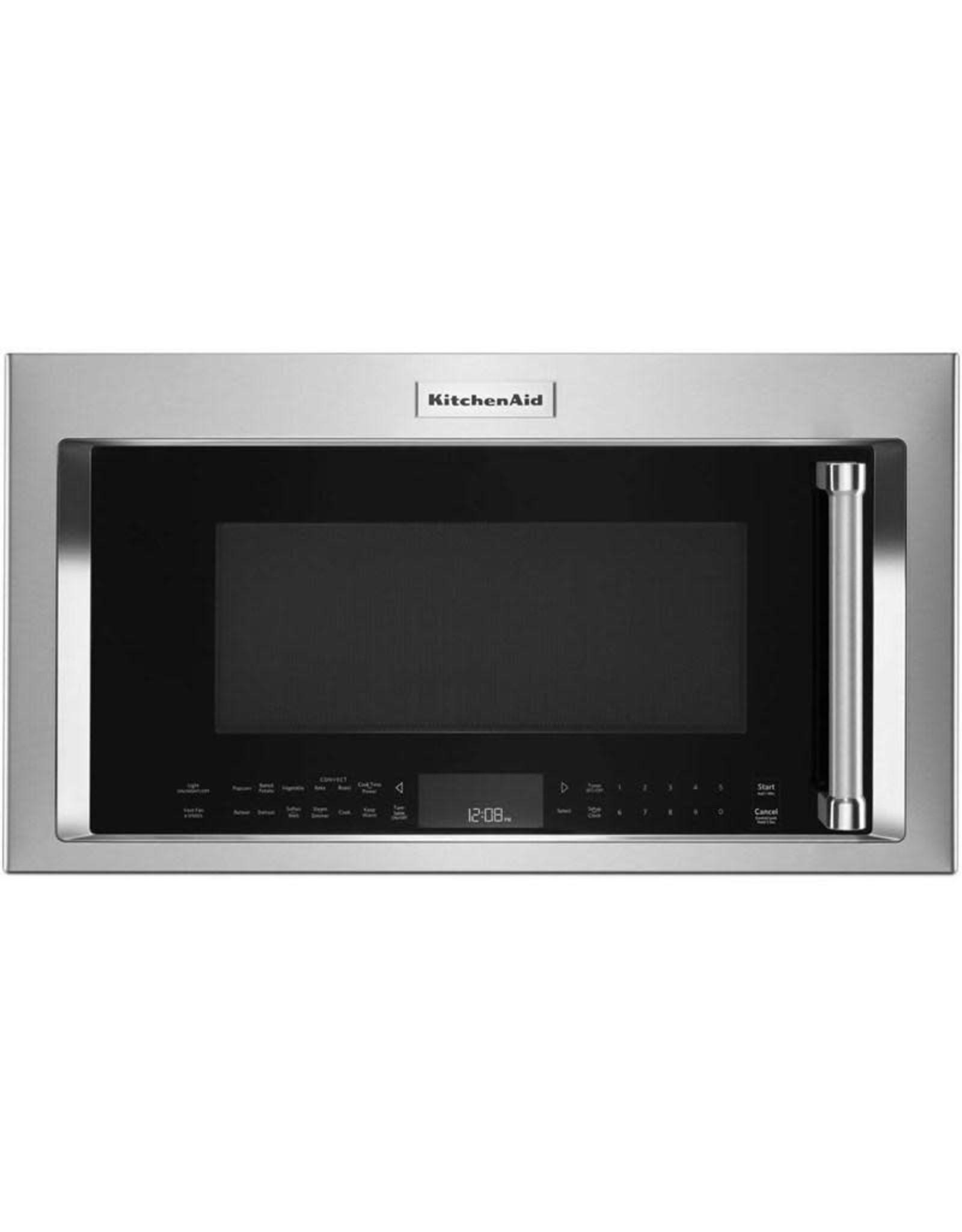 KMHC319ESS KAD Microwave, Hood, Combination - 1.9 CU FT, 1000 WATTS, CONVECTION, 400 C