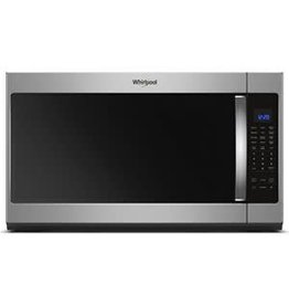 WMH53521HZ 2.1 cu. ft. Over the Range Microwave in Fingerprint Resistant Stainless Steel with Steam Cooking