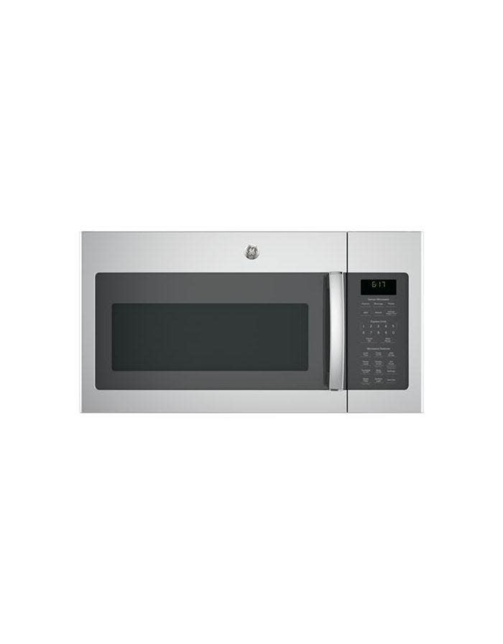 GE GE 1.7 cu. ft. Over the Range Microwave with Sensor Cooking in Stainless Steel