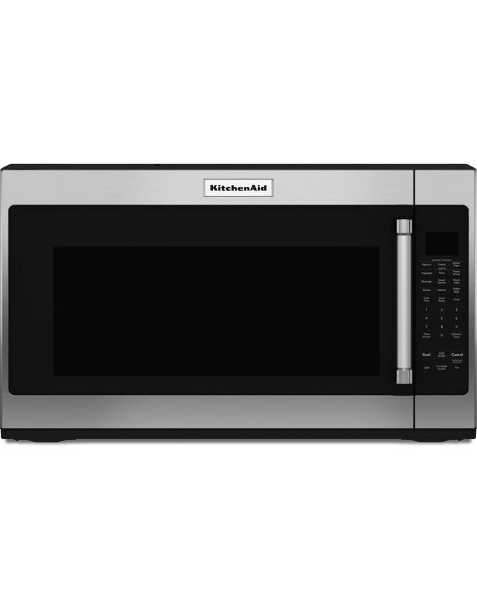 KMHS120ESS 2.0 cu. ft. Over the Range Microwave in Stainless Steel with Sensor Cooking