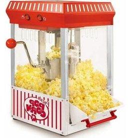 Nostalgia Vintage Collection 2.5 oz. Red Kettle Countertop Popcorn Machine