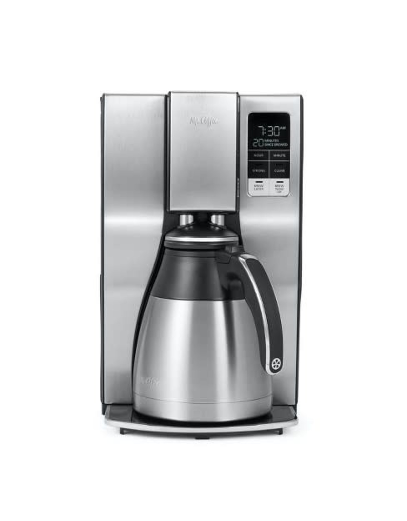 mr. coffee Mr. Coffee Stainless Steel 10-Cup Programmable Coffee Maker