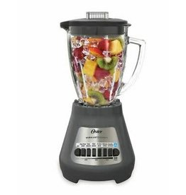Oster pro BLSTMEG-G00-000 Oster - Oster® Classic Series 8 Speed Blender with Duralast™ All Metal Drive - Gray