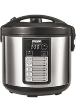 Bella pro 90092  Bella Pro Series - Pro Series 20-Cup Rice Cooker - Stainless Steel