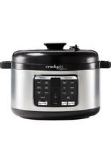 Crock-pot 2109296 Crock-Pot - Crock Pot Express 6-Qt Oval Max Pressure Cooker - Stainless Steel