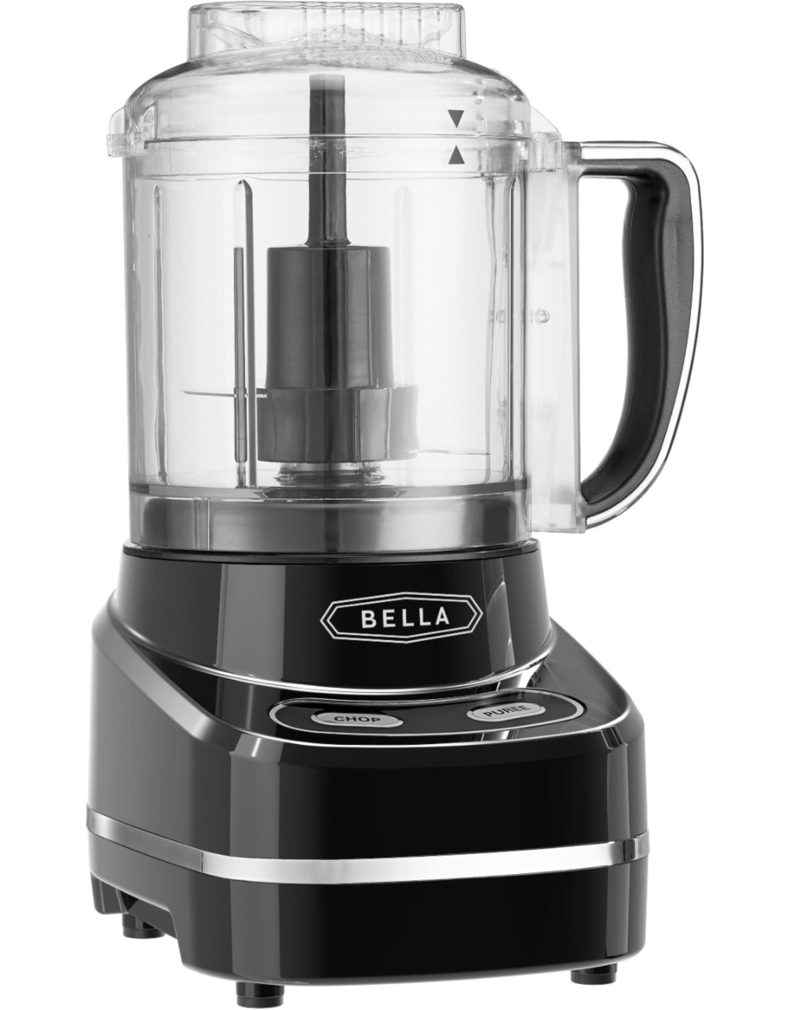 Bella pro 14763 Bella - 3-Cup Mini Chopper - Black