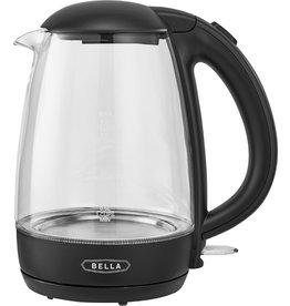 Bella pro 14824 Bella - 1.7L Illuminated Electric Glass Kettle - Clear