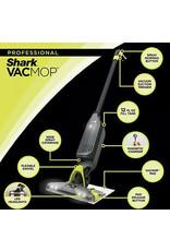 SHARK VM252 Shark VACMOP™ Pro Cordless Hard Floor Vacuum Mop with Disposable VACMOP™ Pad - Charcoal Gray