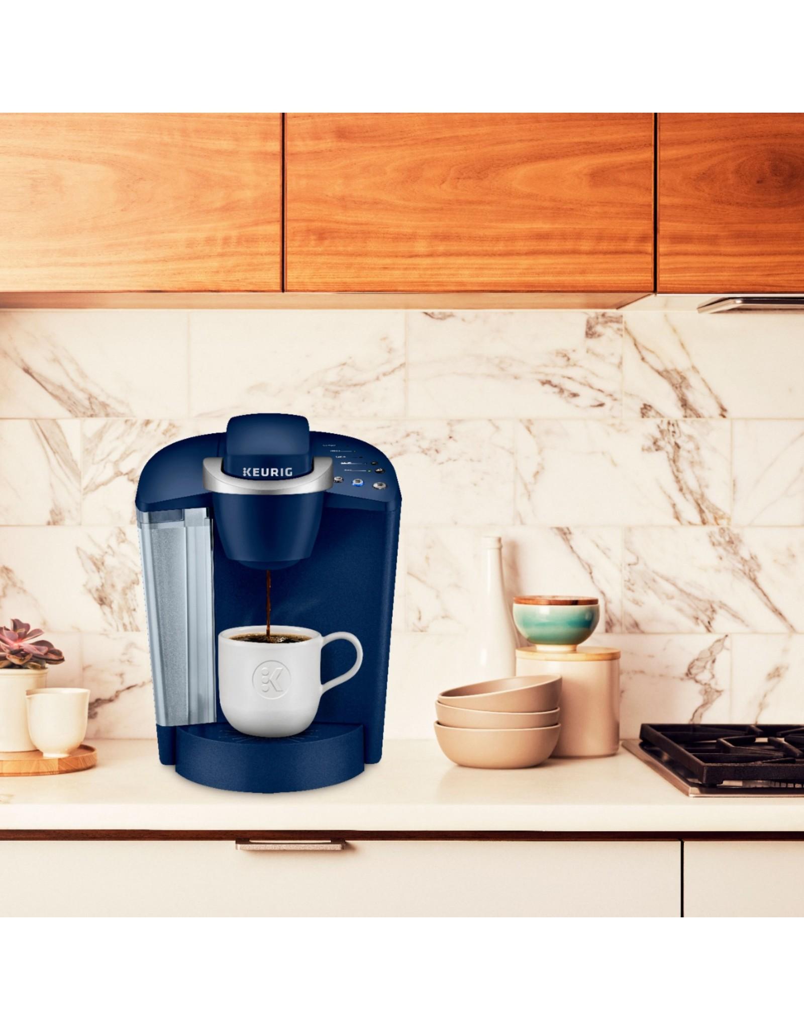 keurig 5000204128 Keurig - K-Classic K50 Single Serve K-Cup Pod Coffee Maker - Patriot Blue