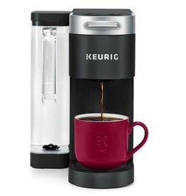 K-supreme 5000350800 K-Supreme Plus Stainless Steel Single Serve Coffee Maker