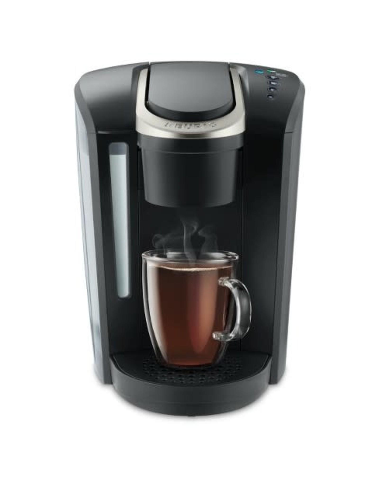 keurig Keurig - K-Select Single-Serve K-Cup Pod Coffee Maker - Matte Black