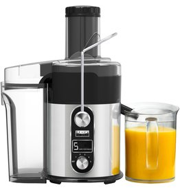 Bella pro 90094 Bella Pro Series - Pro Series Centrifugal Juice Extractor - Black/Stainless Steel