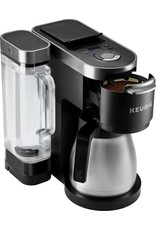 keurig 5000204978 Keurig - K-Duo Plus 12-Cup Coffee Maker and Single Serve K-Cup Brewer - Black