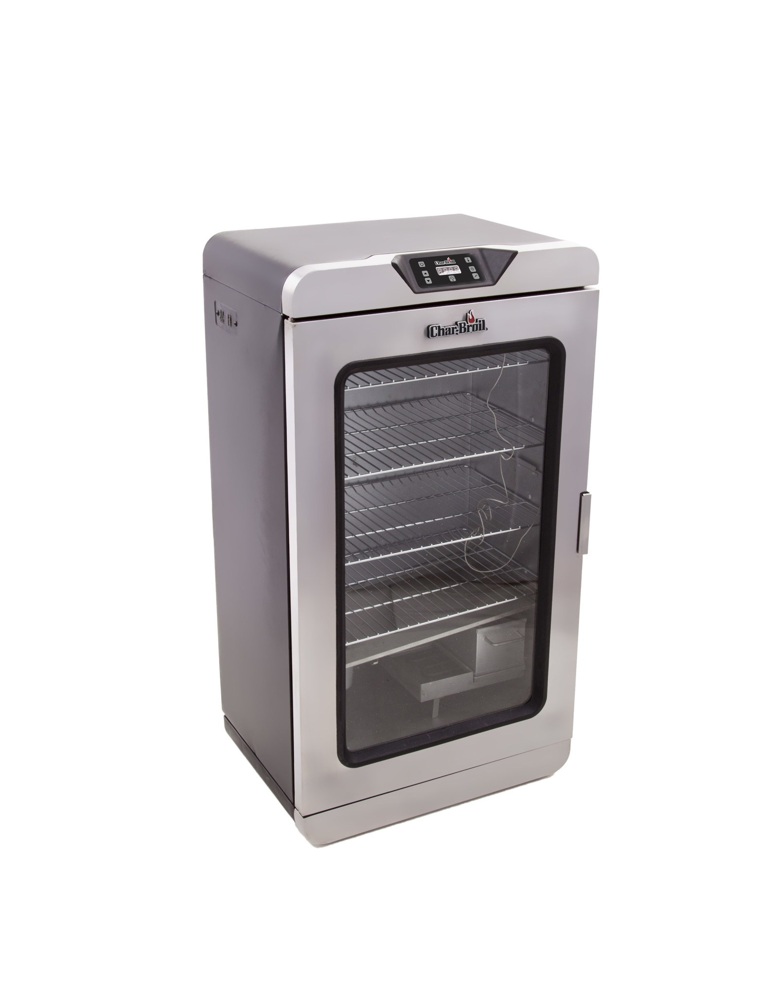 char-broil Char-Broil - 1000 Deluxe Electric Smoker - Silver