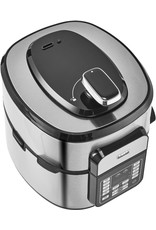 Bella pro Bella - Pro Series 6.5qt Digital Multi Cooker with Air Fryer - Stainless Steel
