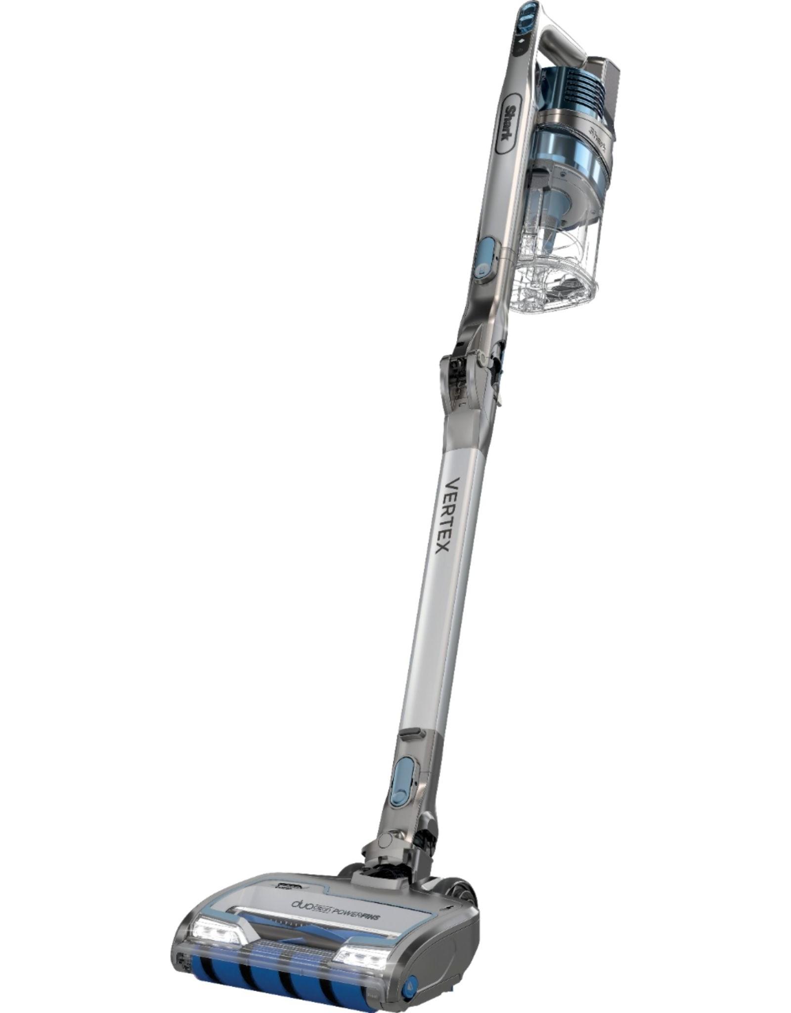SHARK Shark - Vertex™ DuoClean® PowerFins Lightweight Cordless Stick Vacuum - Blue
