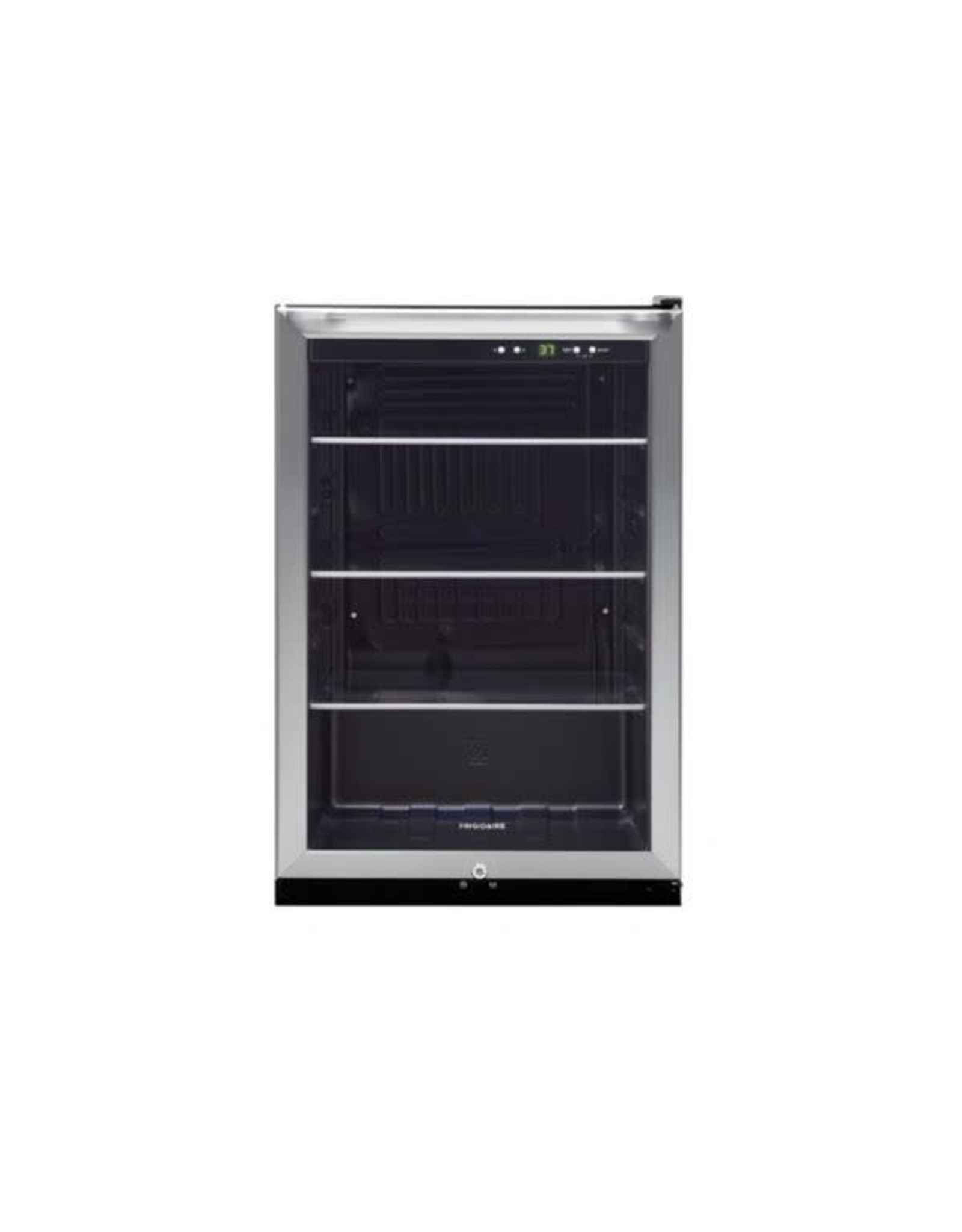 FRIGIDAIRE FFBC4622QS  Frigidaire 138 12 oz. Can Capacity Beverage Center with Ready-Select Control and Bright Lighting
