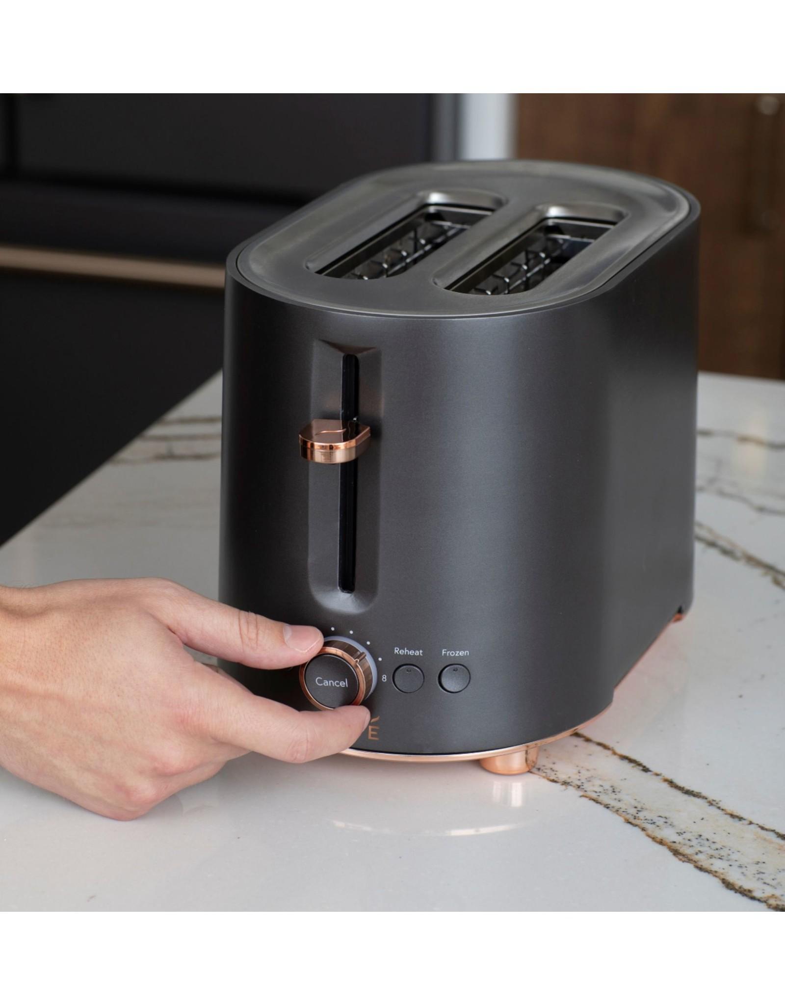 Cafe' C9TMA2S3PD3 Café - Specialty 2-Slice Toaster - Matte Black