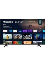"""HISENSE Hisense - 55"""" Class A6G Series LED 4K UHD Smart Android TV"""