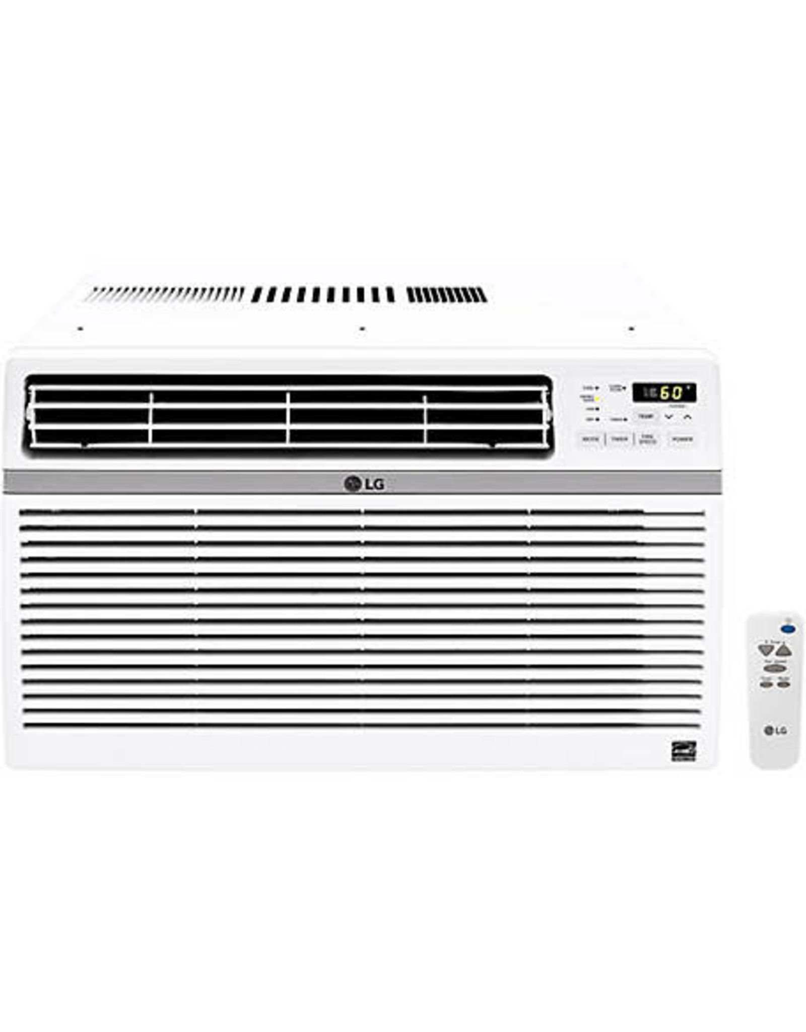 LG Electronics 24,500 BTU 230/208-Volt Window Air Conditioner with Remote and ENERGY STAR in White
