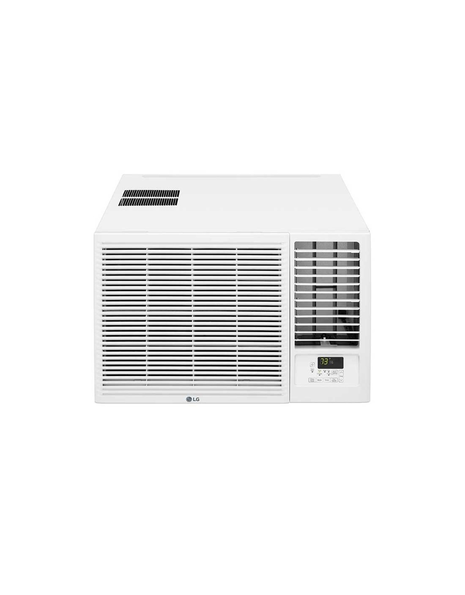 LG Electronics 18,000 BTU Window Air Conditioner, Cooling & Heating