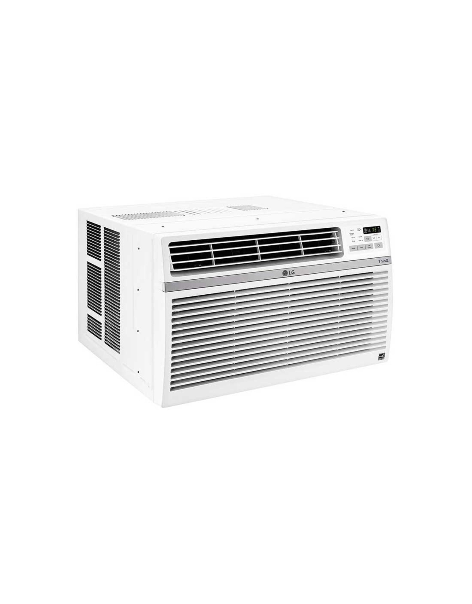 LG Electronics 12,000 BTU Window Smart (Wi-Fi) Air Conditioner with Remote, ENERGY STAR in White