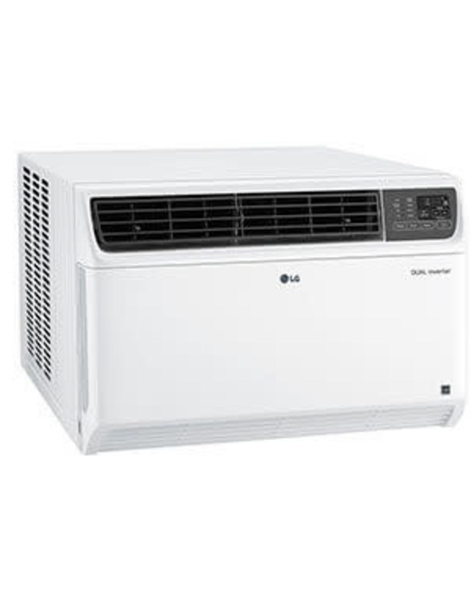 LG Electronics 14,000 BTU DUAL Inverter Smart wi-fi Enabled Window Air Conditioner