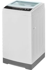 Insignia™ Insignia™ - 1.6 Cu. Ft. Top Load Portable Washer with Casters - White