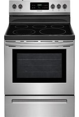 FRIGIDAIRE FFEF3054TS 30 in. 5.3 cu. ft. Electric Range with Self-Cleaning Oven in Stainless Steel