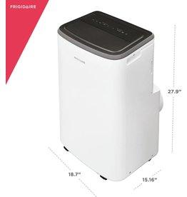 FRIGIDAIRE FHPC132AB1 13,000 BTU (13,000 BTU, DOE) Portable Room Air Conditioner