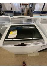 SAMSUNG WA56H9000AW  Samsung 5.6 Cu.Ft. Thiteop Load Washer 9000 Series, White & 9.5 Cu.Ft. Electric Dryer 9000 Series, W