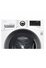 LG Electronics WM3488HW 2.3 cu. ft. White Compact All-in-One Front Load Washer and Electric Ventless Dryer Combo